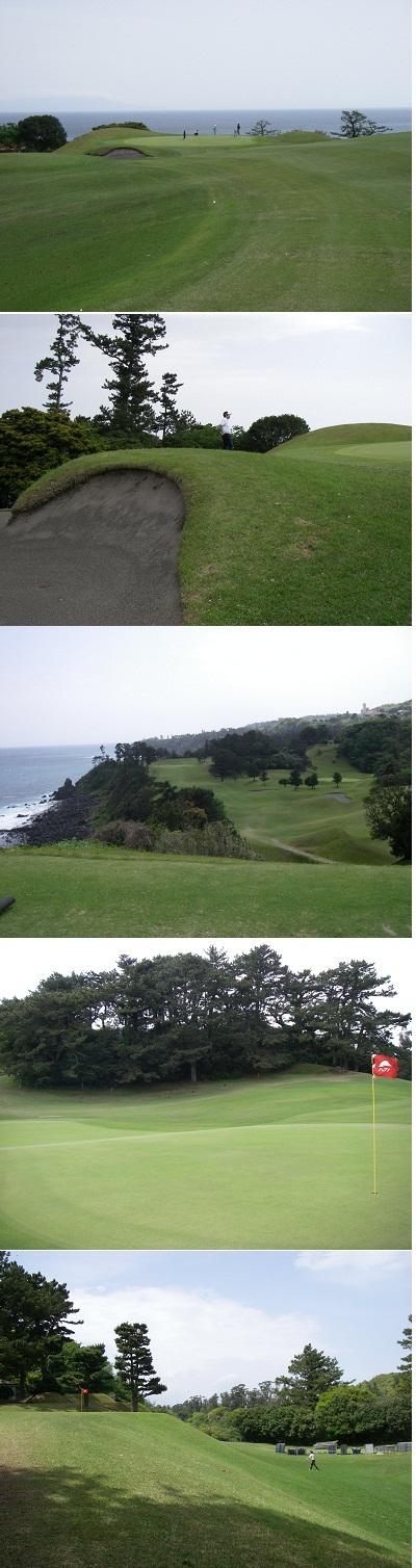 川奈ホテルゴルフコース